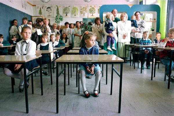 Rodzic musi wpływać na nauczyciela