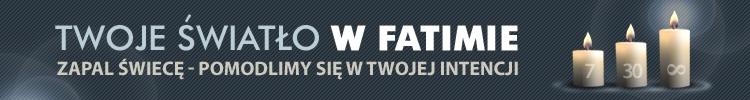 Twoje �wiat�o w Fatimie