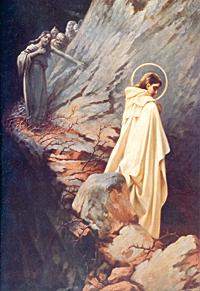 czyściec dusze i nadzieja Maryja