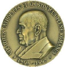 medal Plinio Correa de Oliveira